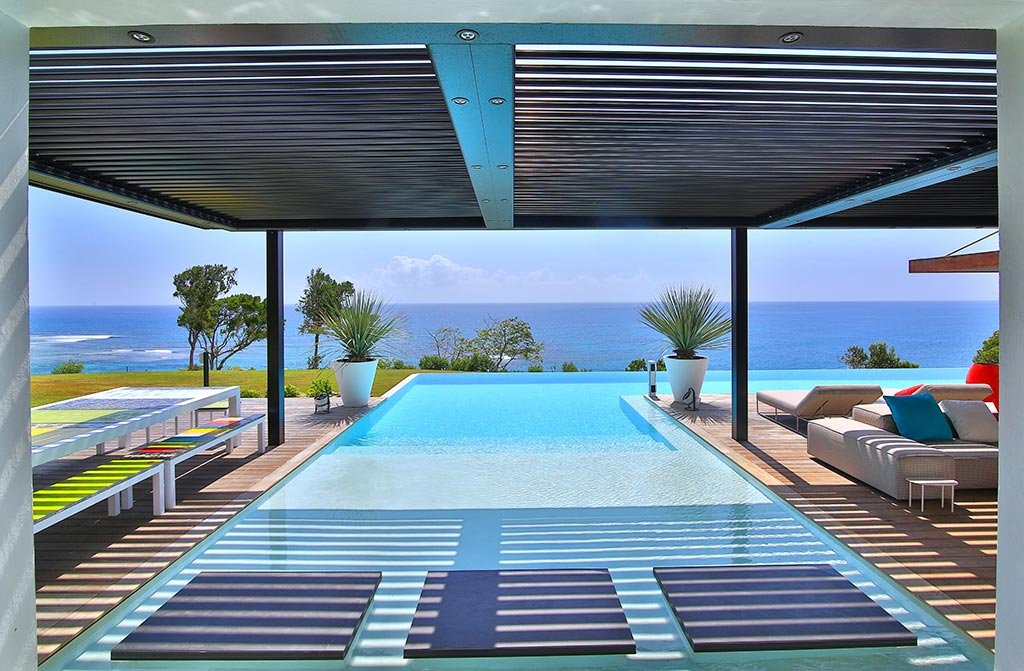 Les villas de la toubana for Villa de luxe canada